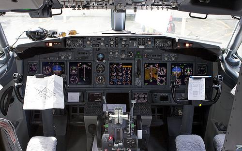 Pilot's seat