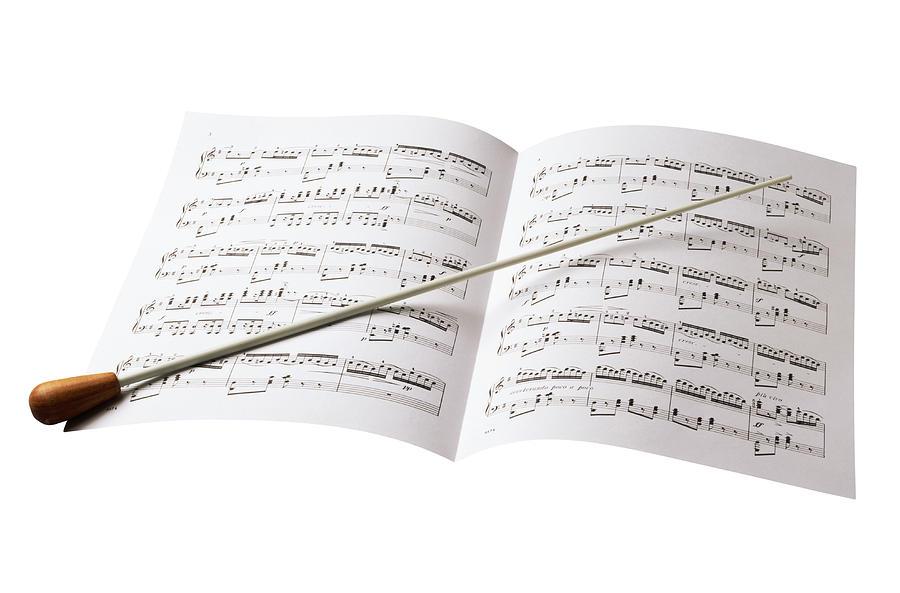 Orchestral baton