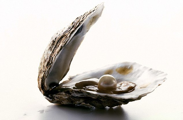 You have to do a lot of work to find a pearl. You think that happens simply because you want a pearl?