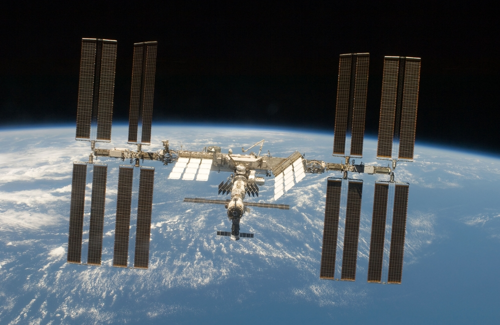 The International Space Station: Earth's outpost on orbit