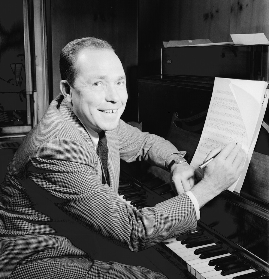 Johnny Mercer in New York City.