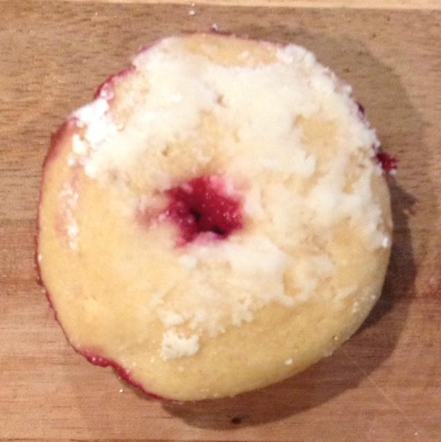Raspberry Powder Sugar