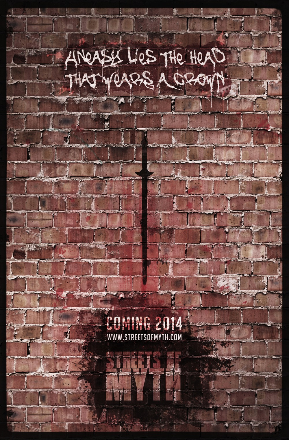 Streets of Myth Teaser Poster