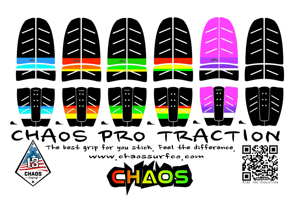 Chaos Pro Traction Complete Sets