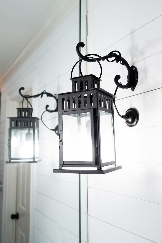 light  inside  ikea lantern