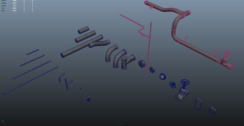 modular pipes