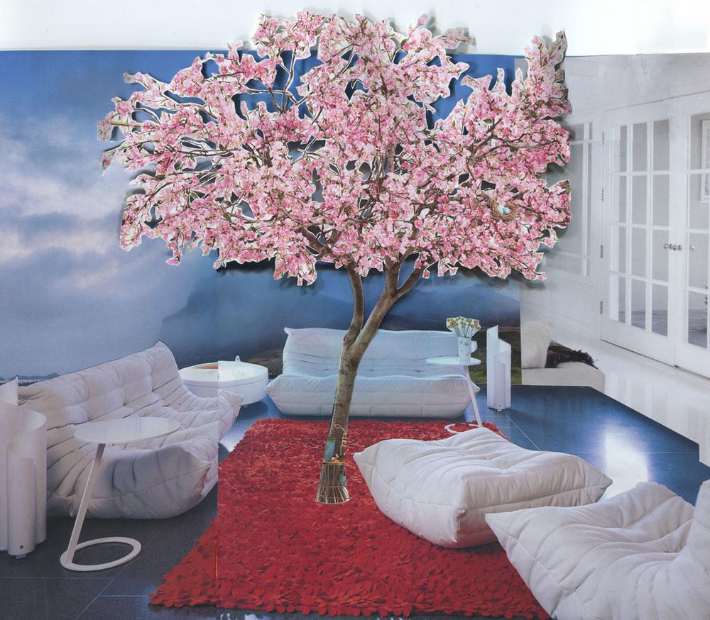 Eternal Spring in the Living Room