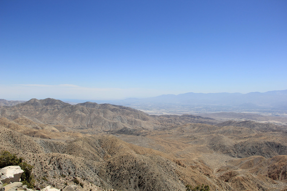 View from Keys Point, Joshua Tree