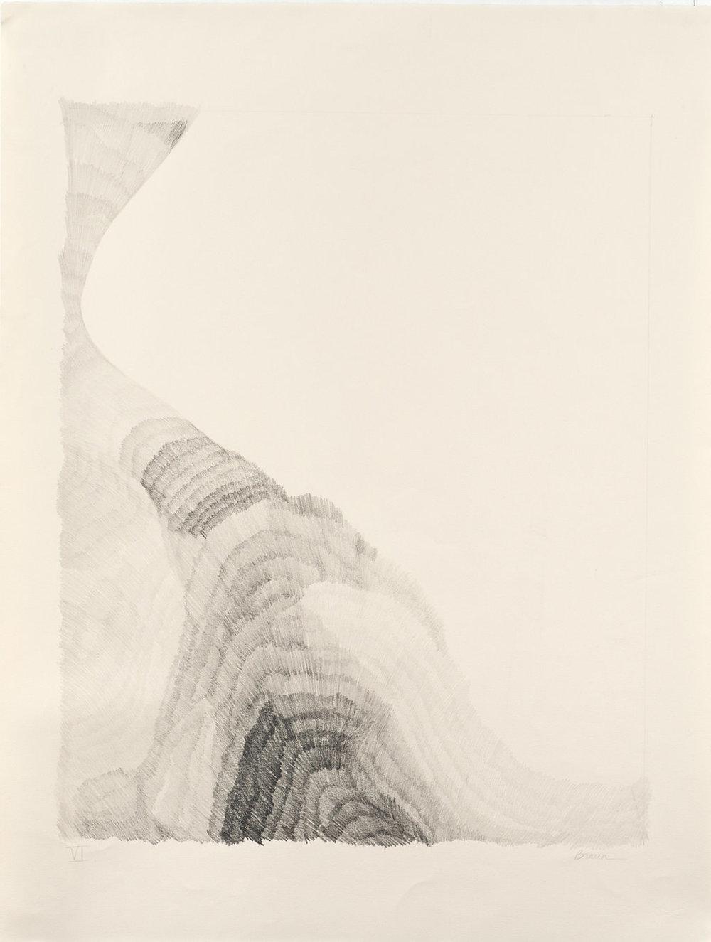 Meditation drawing VI