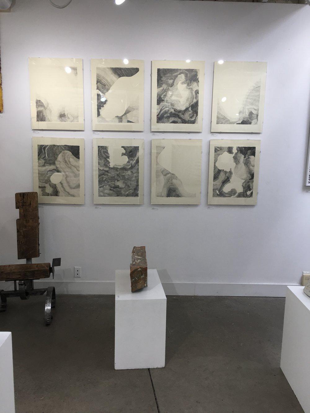 Gallerie Chiz, Installation View