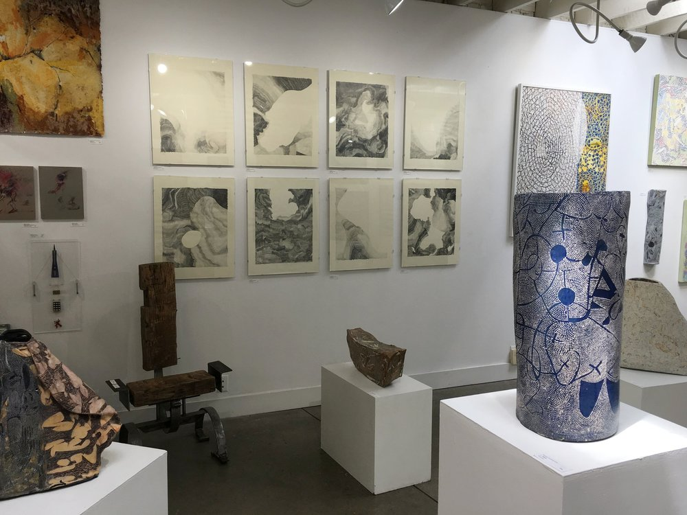 Gallerie Chiz, Installation View