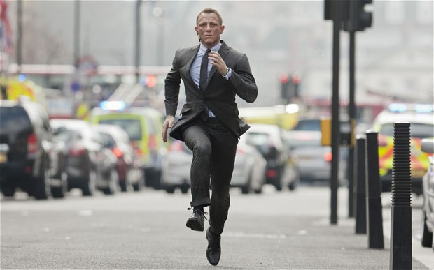 Celebrity aftershave: do I really want to smell like 007?