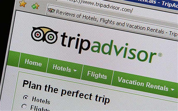 I'm addicted to TripAdvisor - for all the wrong reasons