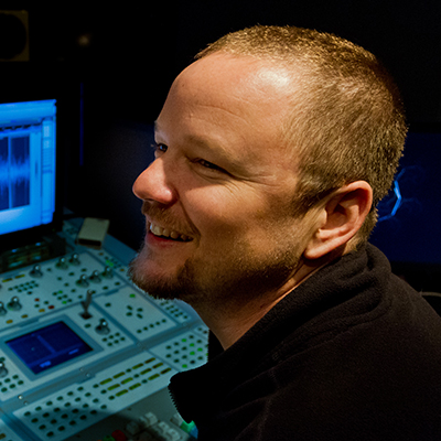 Gordon Gibson | Audio Engineer/Sound Designer