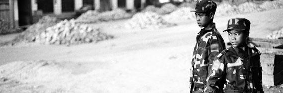 Child Soldiers Burma Jesse Cusic
