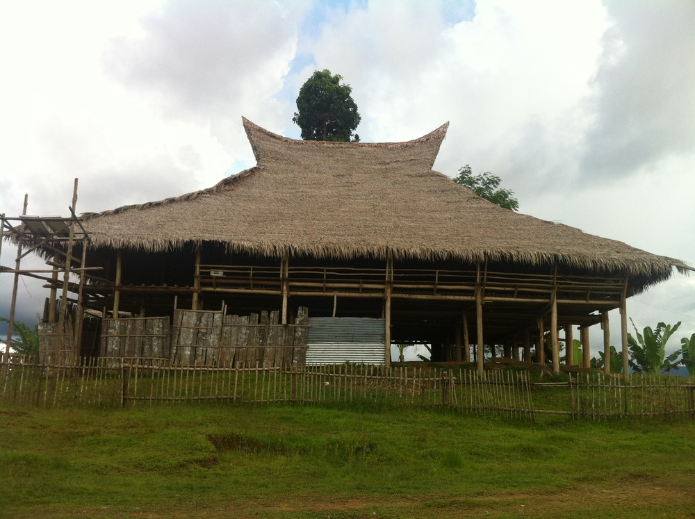 Mindanao Tribal House