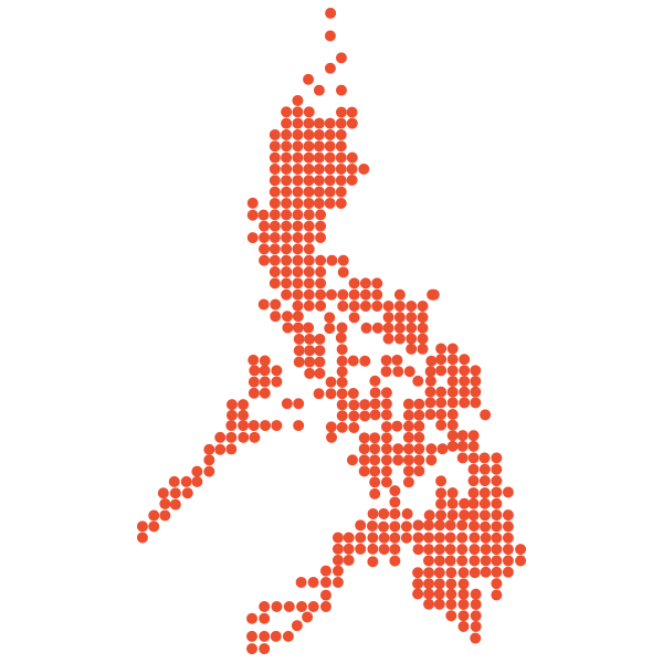 philippine map clipart black and white - photo #43