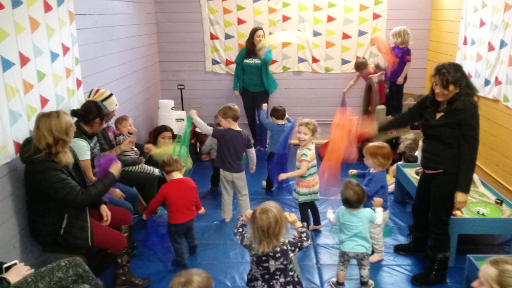 Fun Music and Dance Classes included every Tuesday and Thursday