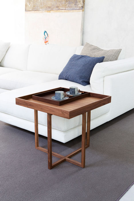 MATCH side table    Available in  size square and rectangular versions