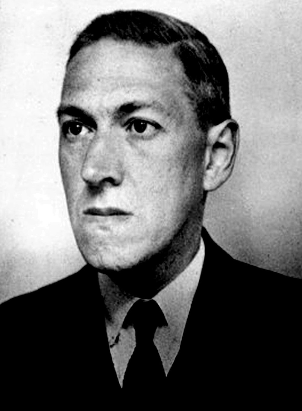 HP Lovecraft.  1934