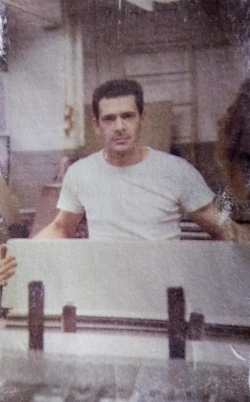 Young Reynaldo Gulin.