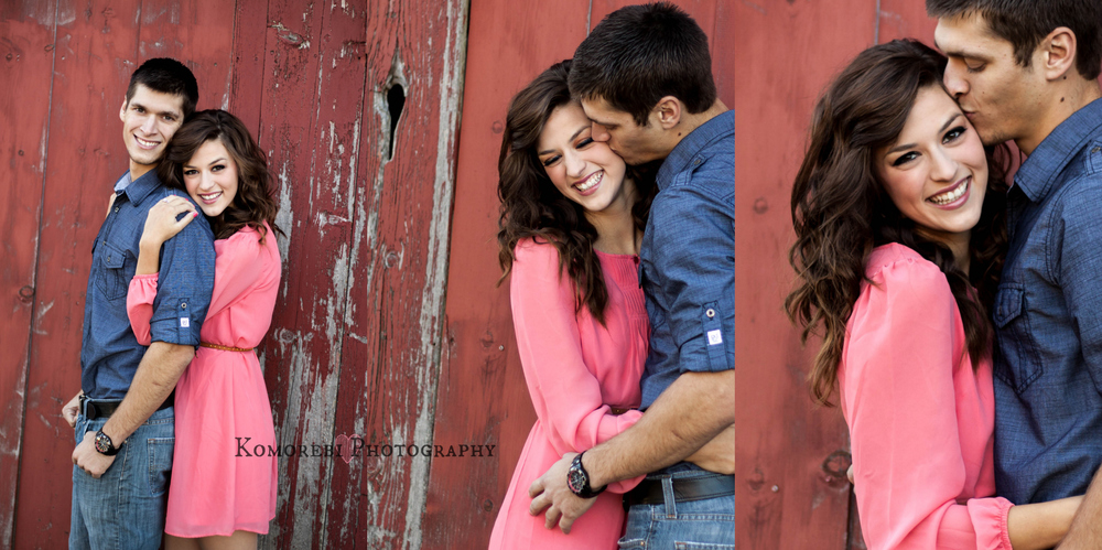 Jessica McBroom Engagement Photography