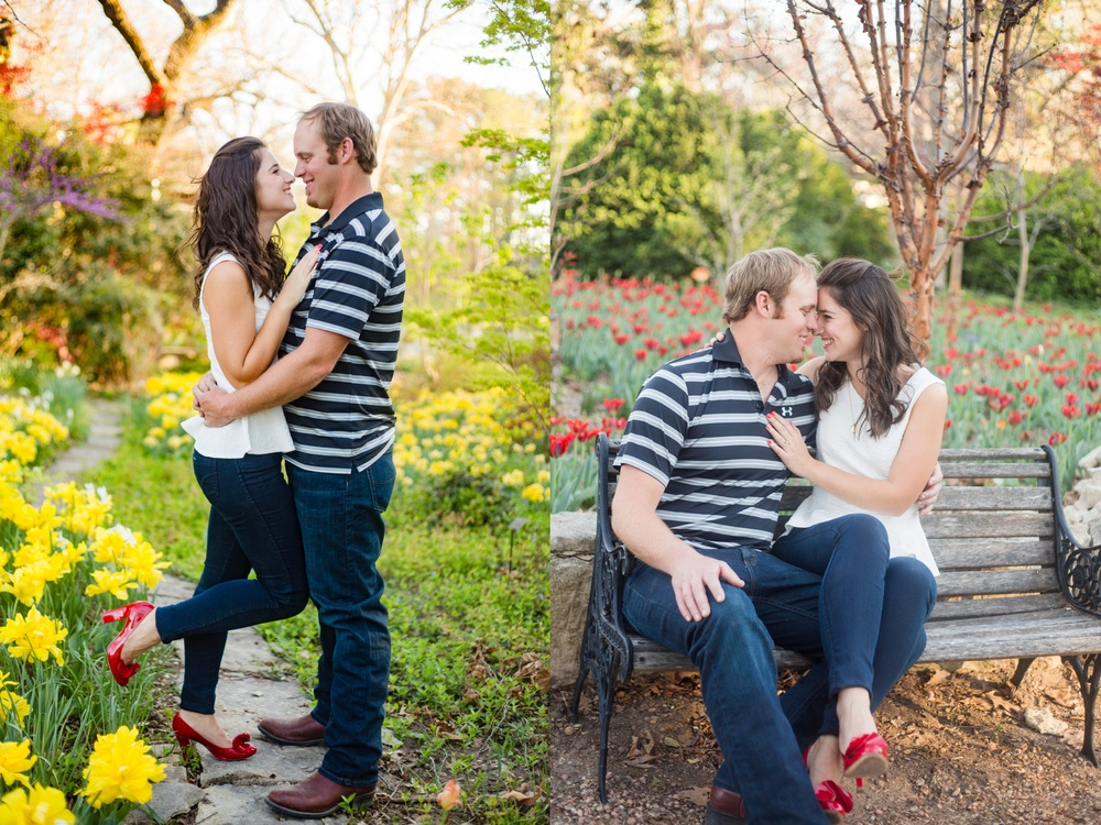 Komorebi Photography: Bartlett Arboretum Engagement By: Jessica McBroom