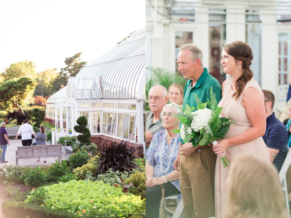 Lycan Conservatory Wedding