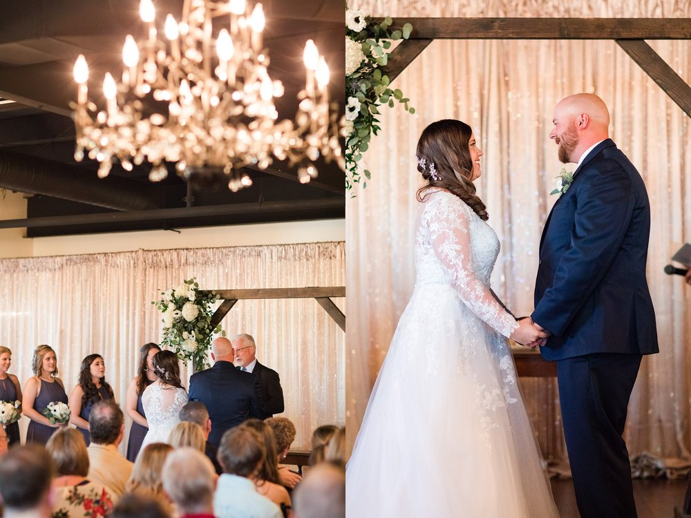 Old Towne Event Center Weddings By: Komorebi Photography