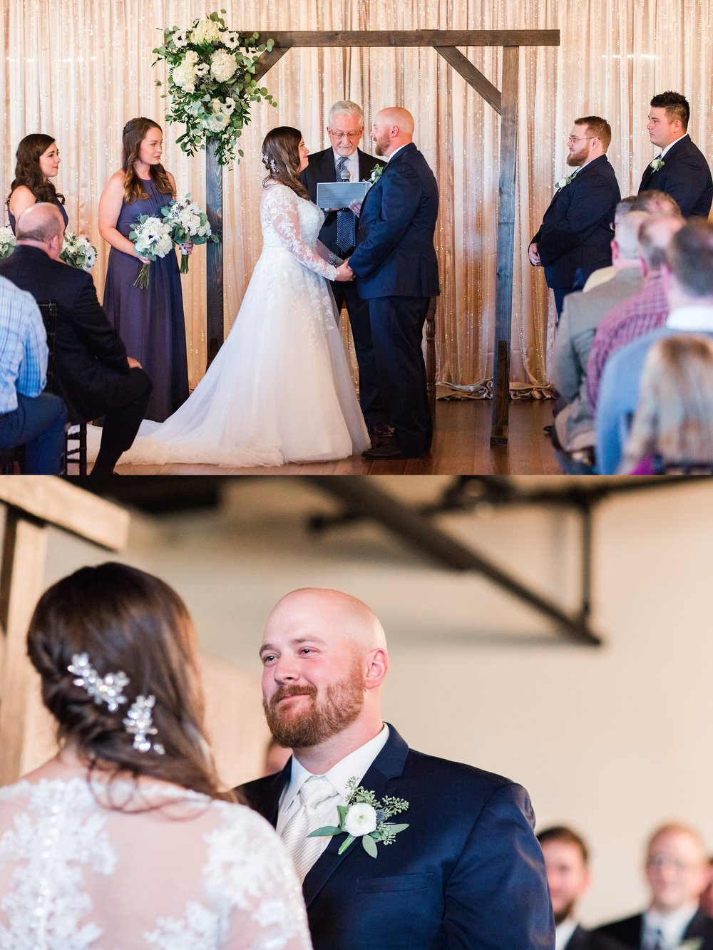 Old Towne Event Center Wedding -Photography By: Jessica McBroom
