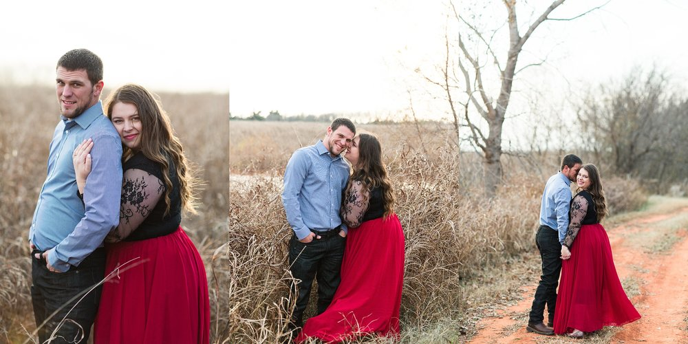 Komorebi Photography Fall Engagement Session Inspiration