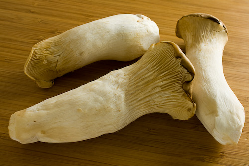 King oyster mushrooms are great for indigestion and often recommended for people with high cholesterol levels or high blood pressure.