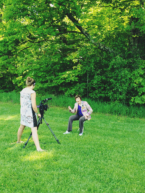 """Notes from Vermont: David and Alyssa's Wedding,"" GirlsGoneChild.net, June 2014"