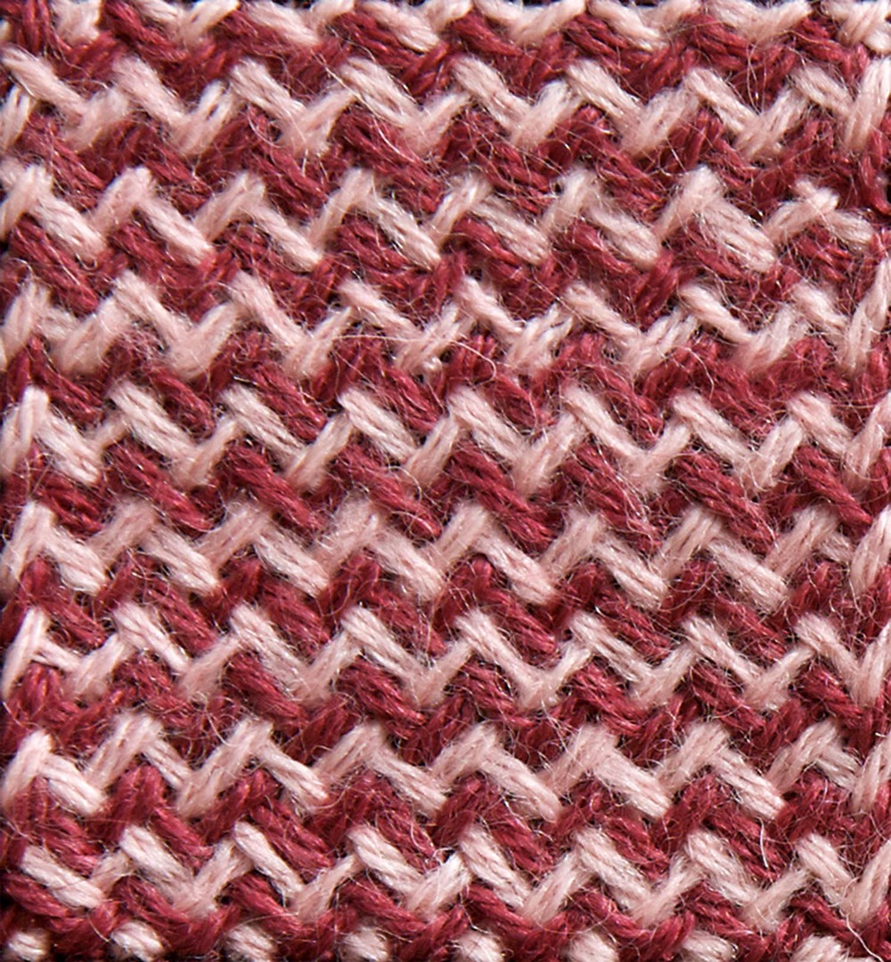 Stitch 31 - Herringbone