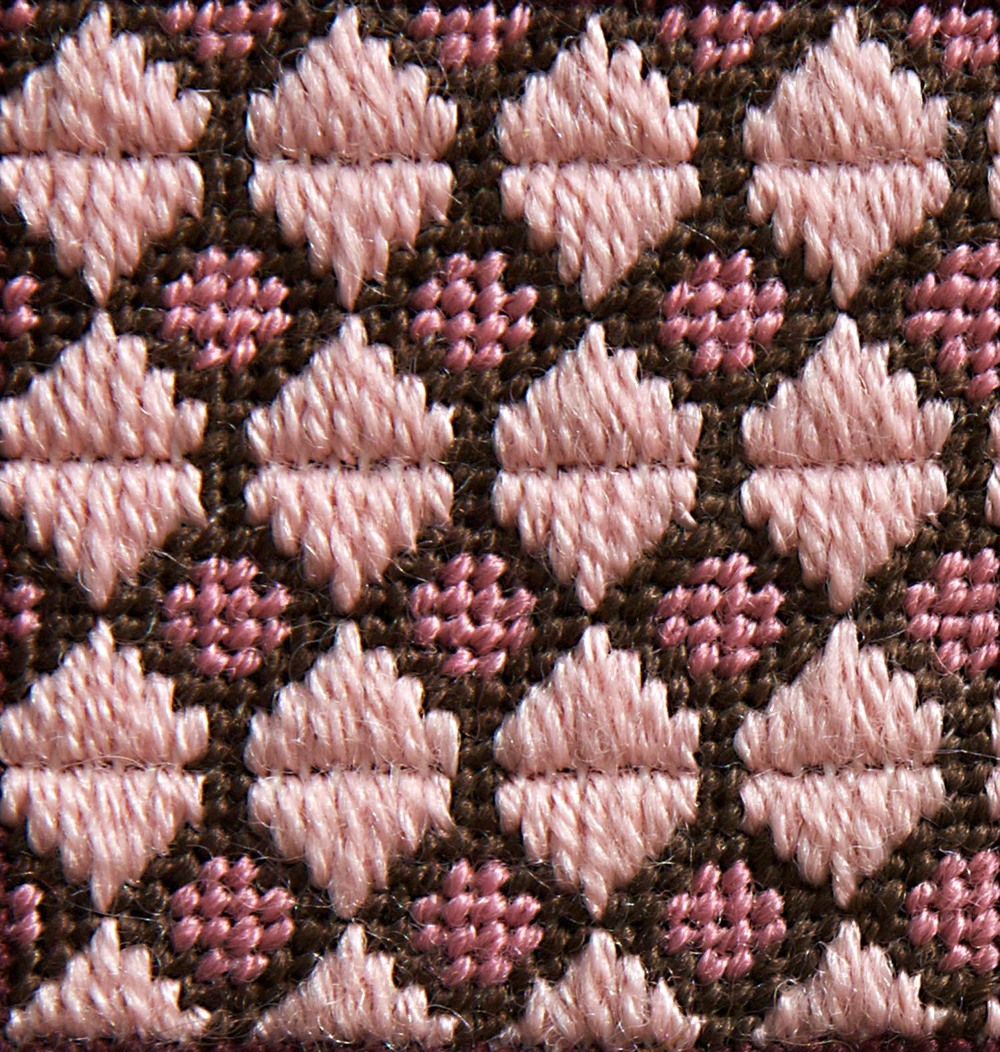 Stitch 43 - Frames Hexagons