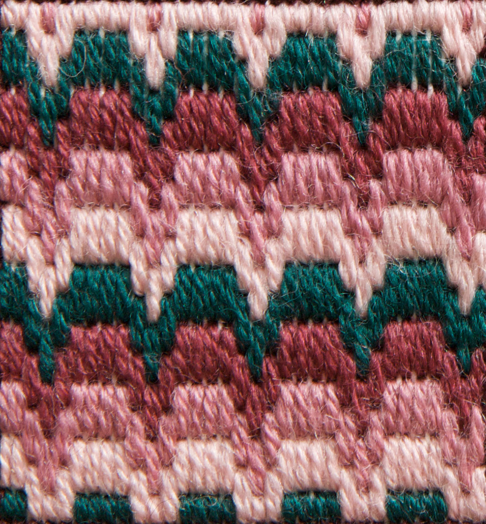 Stitch 47 - Bargello Frosting
