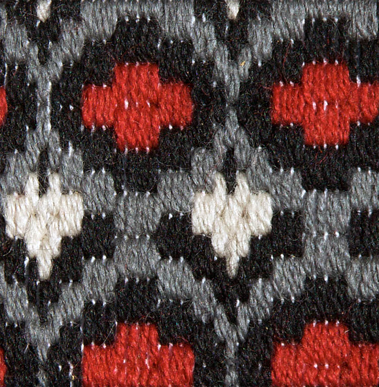 Stitch 53 - Persian Bargello Medallions