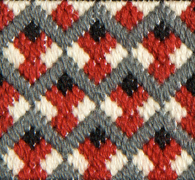 Stitch 56 - Bargello Reflected Zig Zag