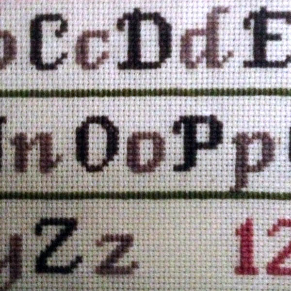 Knitting Fonts For Mac : Cross stitch pattern collection — wonderful stitches