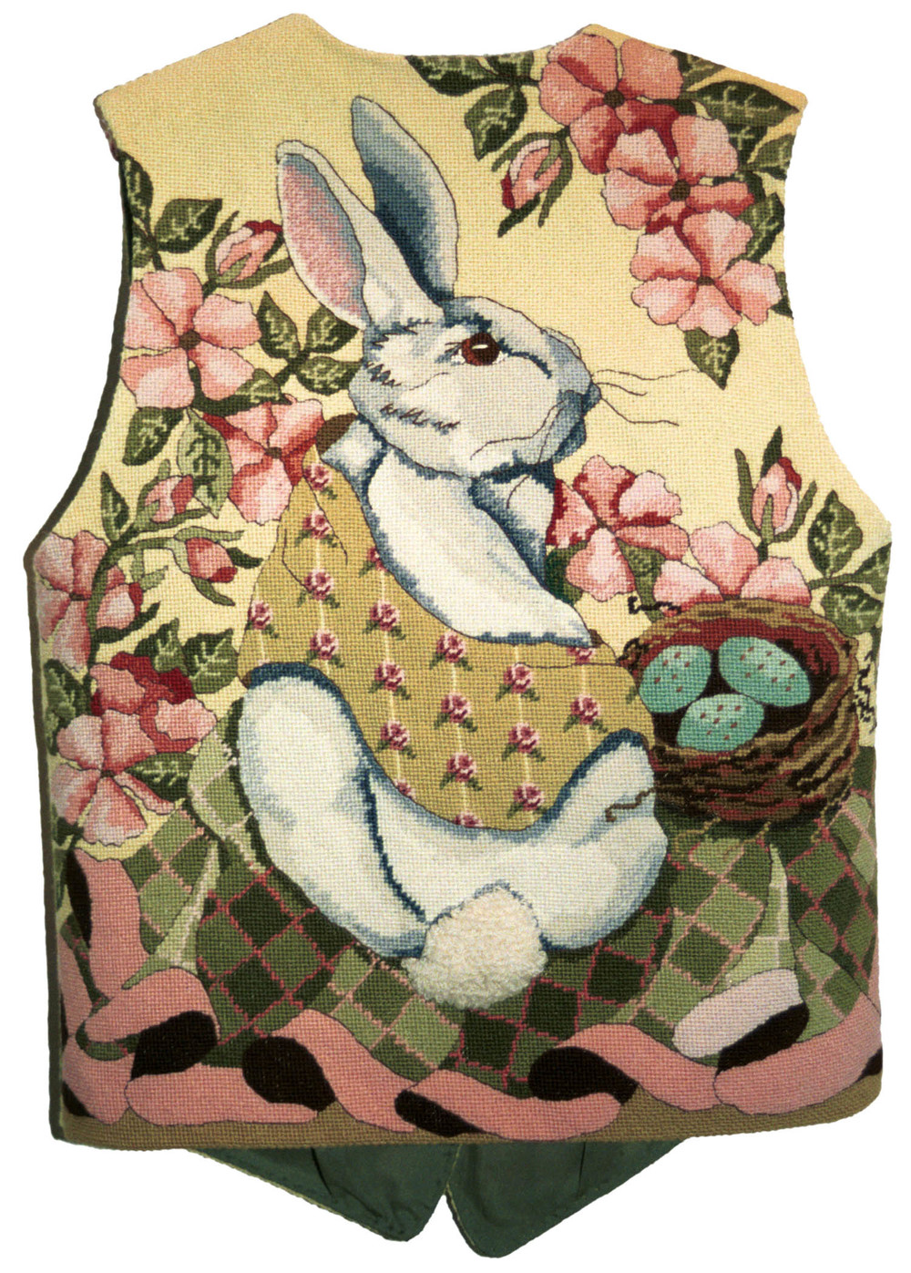 Rabbit Vest Back