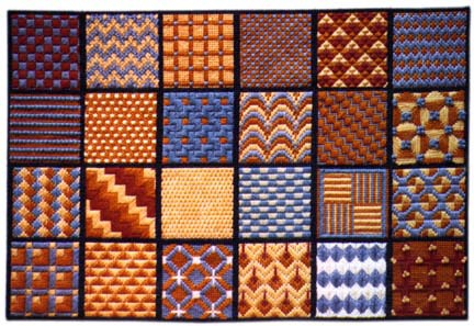 Needlepoint Pattern Series 2