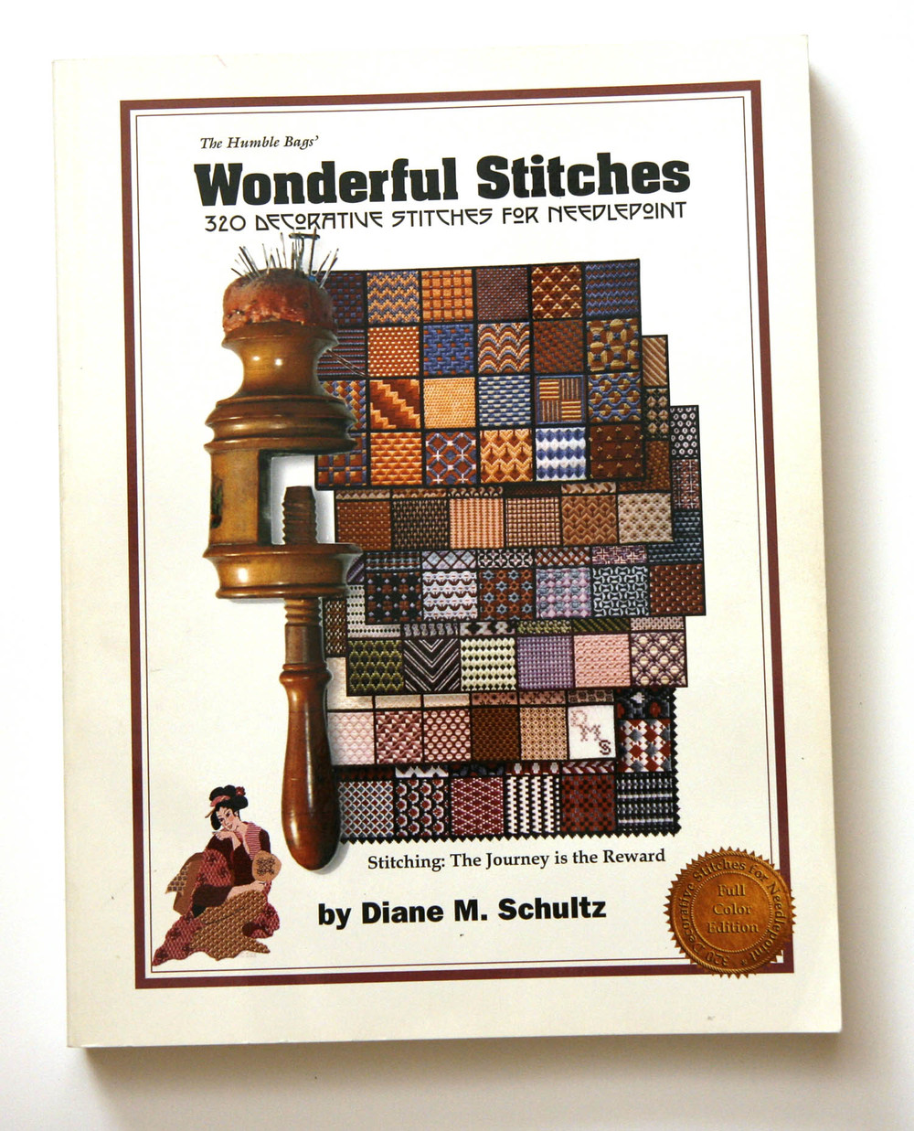 Wonderful Stitches  320 Decorative Stitches for Needlepoint