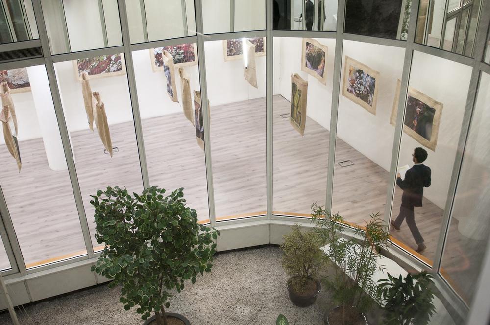 Gallery 32, Embaixada Brasileira em Londres