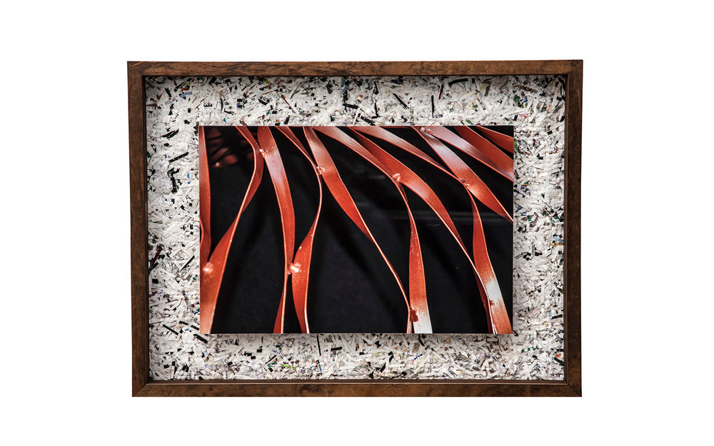 SOLD – Peça única – Tamanho P – 60 x 45 cm – Com participação da artesã Carmen Lúcia Solheid