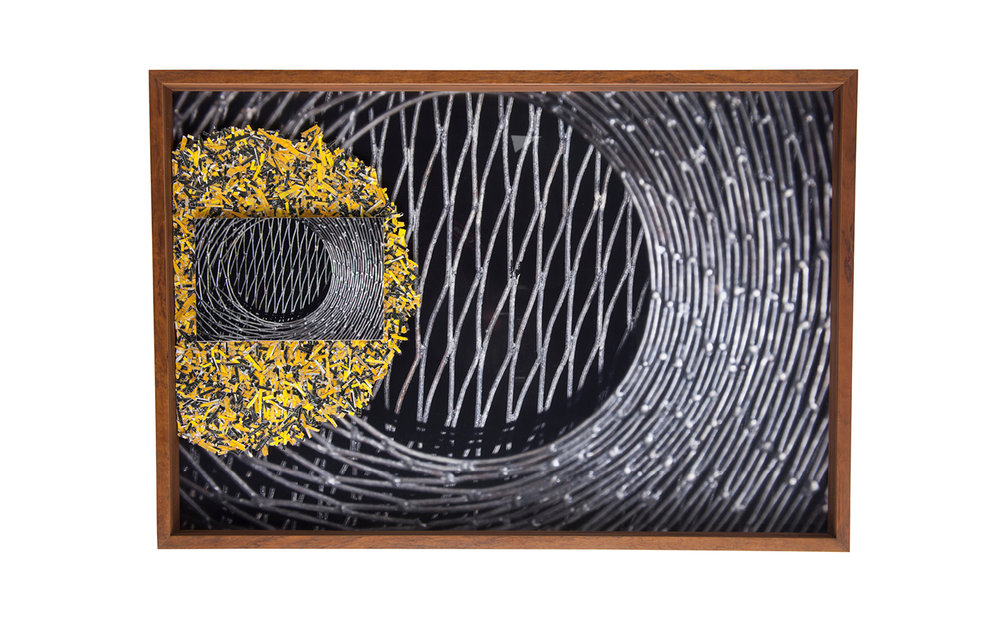 SOLD - Peça única – Tamanho G – 100 x 66 cm – Com participação da artesã Carmen Lúcia Solheid