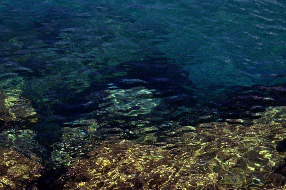 Coleção Reflexos: Painting of the Sea