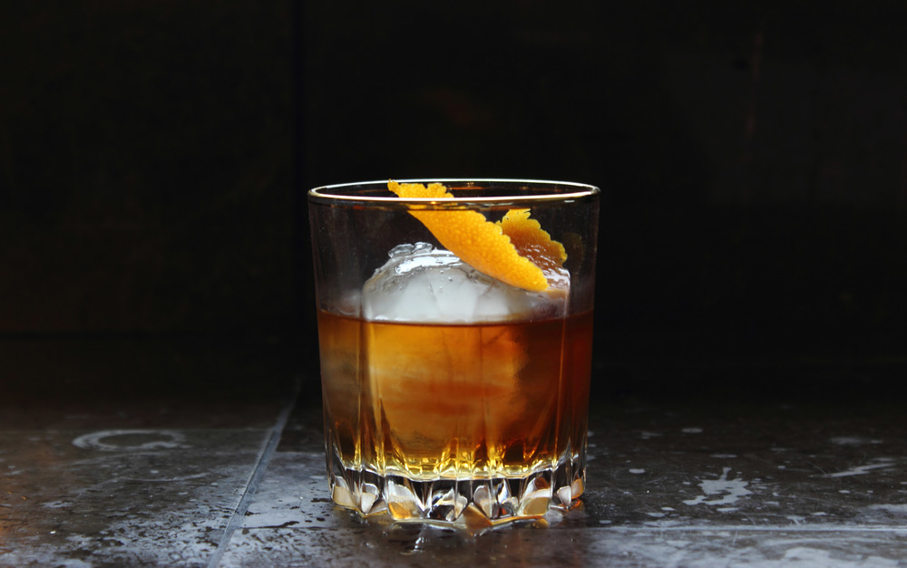 classic old fashioned recipe image