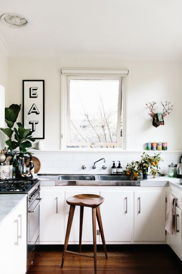 1. The Kitchn  2. Blood and Champagne 3. Remodelista 4. Remodelista  5. Blood and Champagne