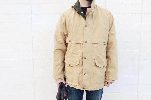 Filson Tin Cloth Packer Coat