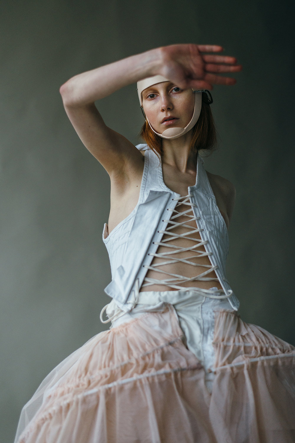 Vogue Italia 'Body Politics' | michelle marshall photography